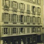 immeuble rue Monsieur Le Prince (pochette 12) 011