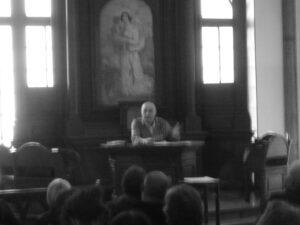 Michel Blanc à la Chapelle de l'Humanité - 8 octobre 2017